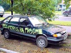 Дискретный обзор: Я паркуюсь на газоне, как идиот, фотография черной