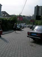 Фото: Богдан Йович, так исчезают тротуары...