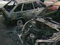 Дискретный обзор: Парковка на тротуаре и пожар, как следствие