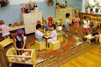 Александр Балтин: Цена идеала,  детский сад