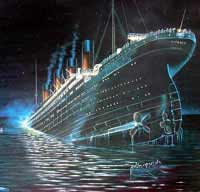 Гибель Титаника - самая грандиозная мистификация в истории