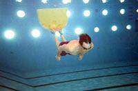 Елена Костадинова: Хвост русалки – мечта дайвера
