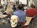 Учитель биологии в штате Канзас