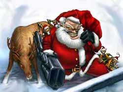Санта Клаус едва не убил детей