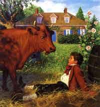 Колыбельная для коровы