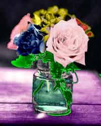 Антонова Наталья: Розы для поэта
