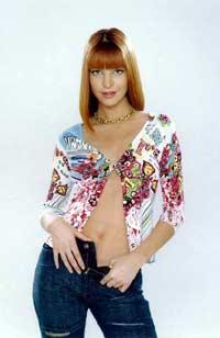 Наташа Подольская - прекрасная поп-певица