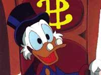 Дискретный обзор:  СТАРЫЙ ИЛИ НОВЫЙ?  Forbes признал Скруджа МакДака самым богатым вымышленным персонажем