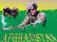 Пиндос в Афганистане