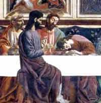 Иуда Искариот и Христос