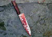 В Калининградской области пойман вампир - он нападал на жертв с ножом