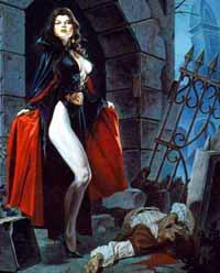 Вампир из Кэмберленда