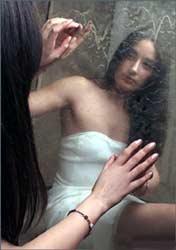 Я разговариваю по утрам с зеркалом