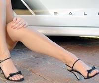 О чем говорят скрещенные ноги?